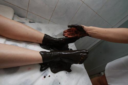 Лечебная грязь в домашних условиях